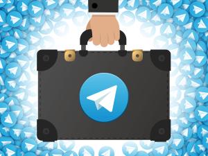 Telegram-Account für dein Unternehmen anlegen
